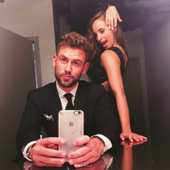 Nick Viall and Vanessa Grimaldi got real about their early relationship struggles