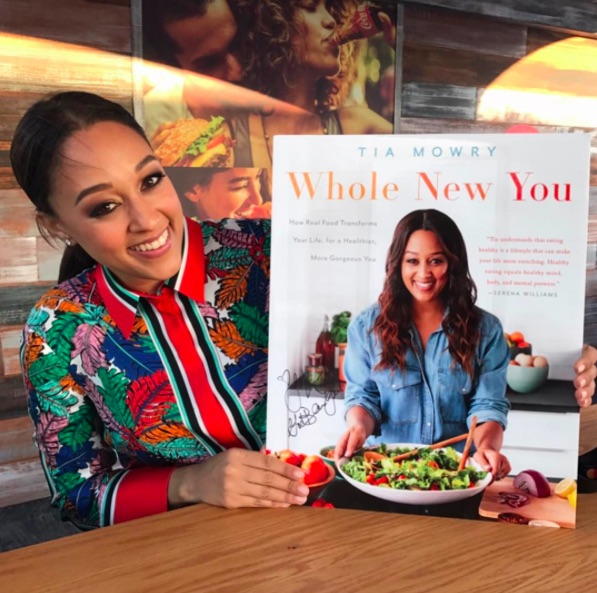 """Sister, Sister's"" Tia Mowry opened up about using diet pills as a teen"