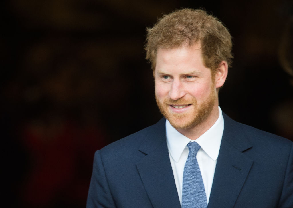 Prince Harry was mistaken for Ed Sheeran again, and his response proves that he totally gets it