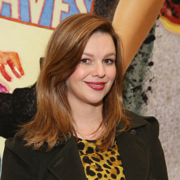 We now know Amber Tamblyn's daughter's name — thanks to a note from Hillary Clinton