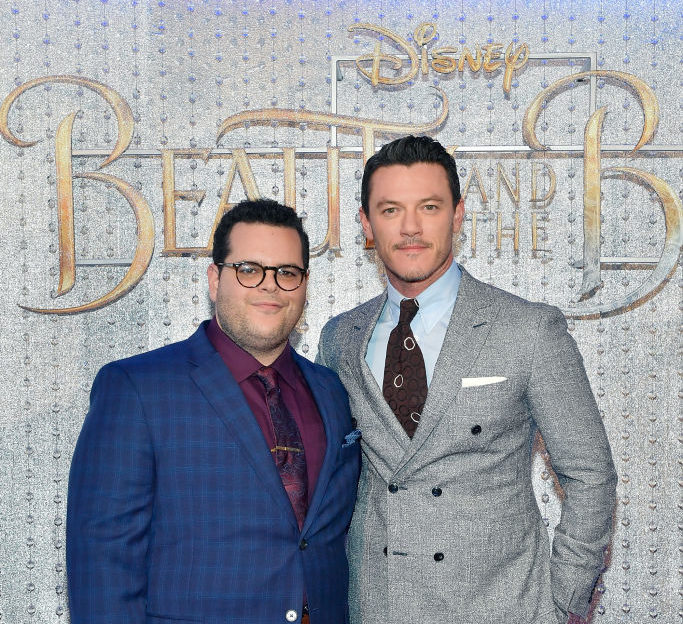 "Josh Gad has a pretty great idea for a ""Beauty and the Beast"" spinoff all about Gaston and Lefou"
