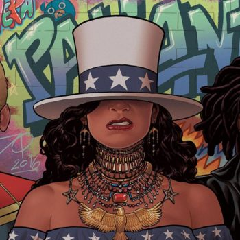 "Marvel Comics' ""America"" stars a badass queer Latina superhero who is ready to fight"