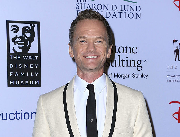 Neil Patrick Harris got his first tattoo (and it's inspired by Count Olaf)