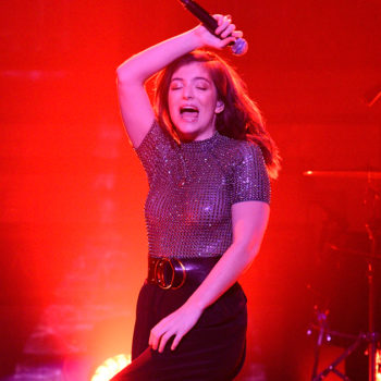 "Lorde had the best response to people criticizing her dancing on ""Saturday Night Live"""