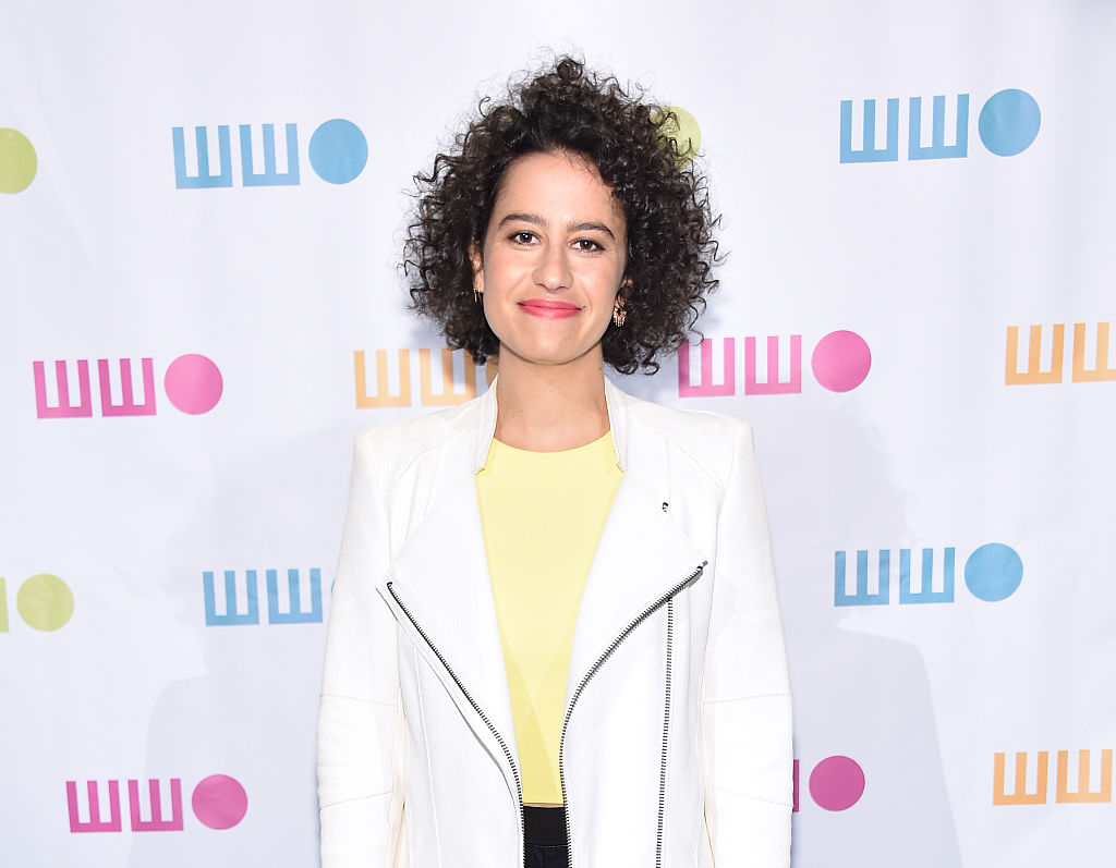 "Ilana Glazer confirmed her marriage news in the most ""Broad City"" way possible"