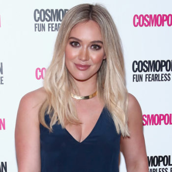 """Hilary Duff gets real about being a single parent saying, """"I'm divorced, and it sucks"""""""