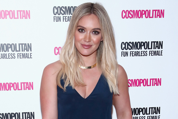 "Hilary Duff gets real about being a single parent saying, ""I'm divorced, and it sucks"""