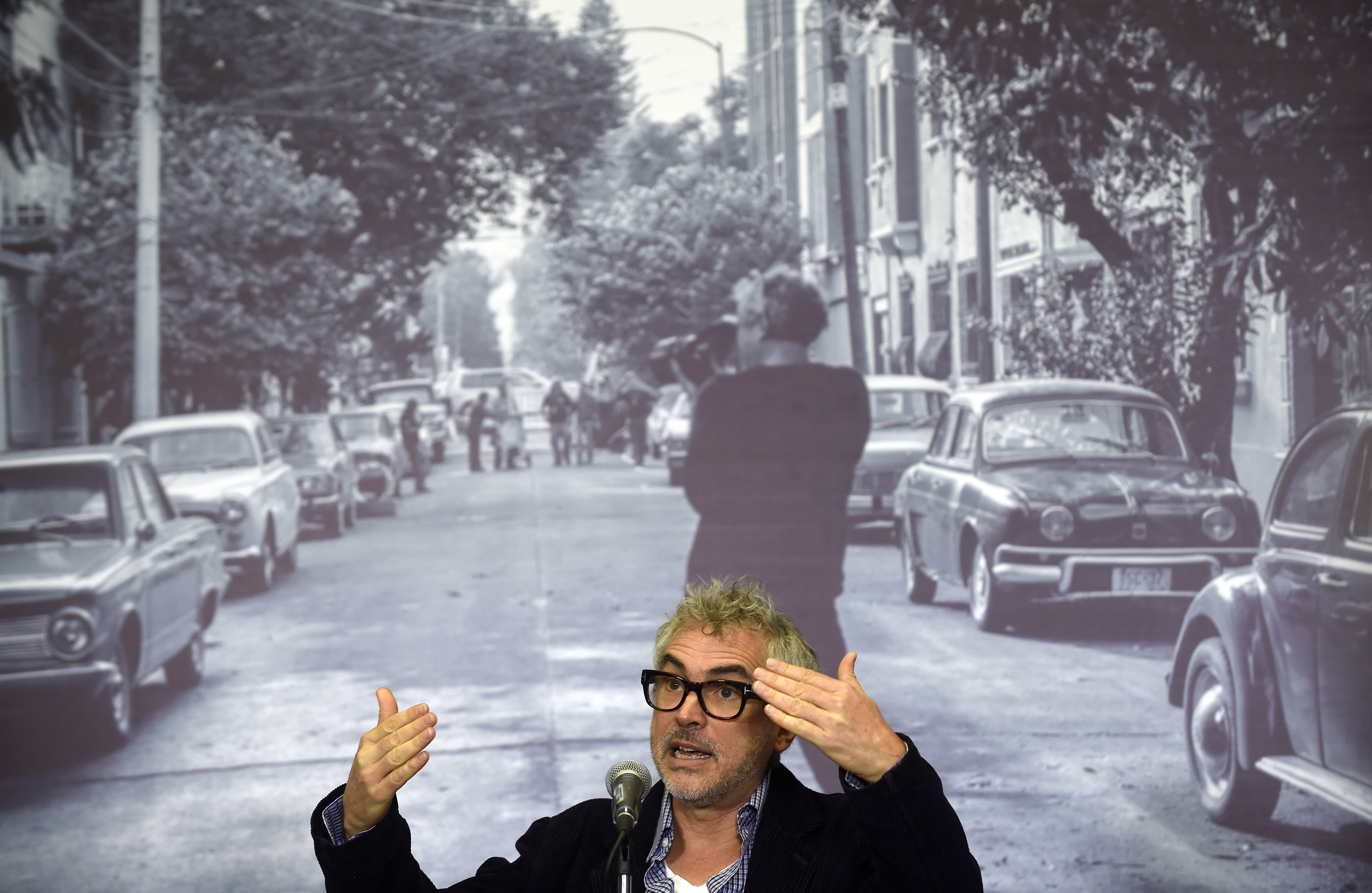 Oscar-winning director Alfonso Cuarón has announced the name of his new movie!