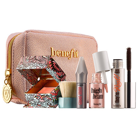Benefit's new makeup kits have everything you need to go straight from work to date night