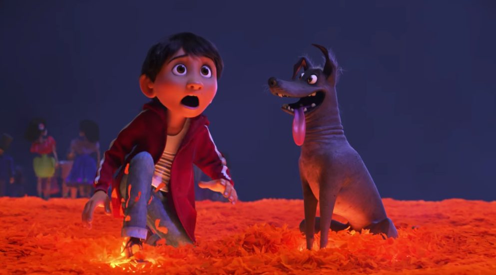 "Disney and Pixar just dropped the trailer for its new film ""Coco,"" and we're loving it"