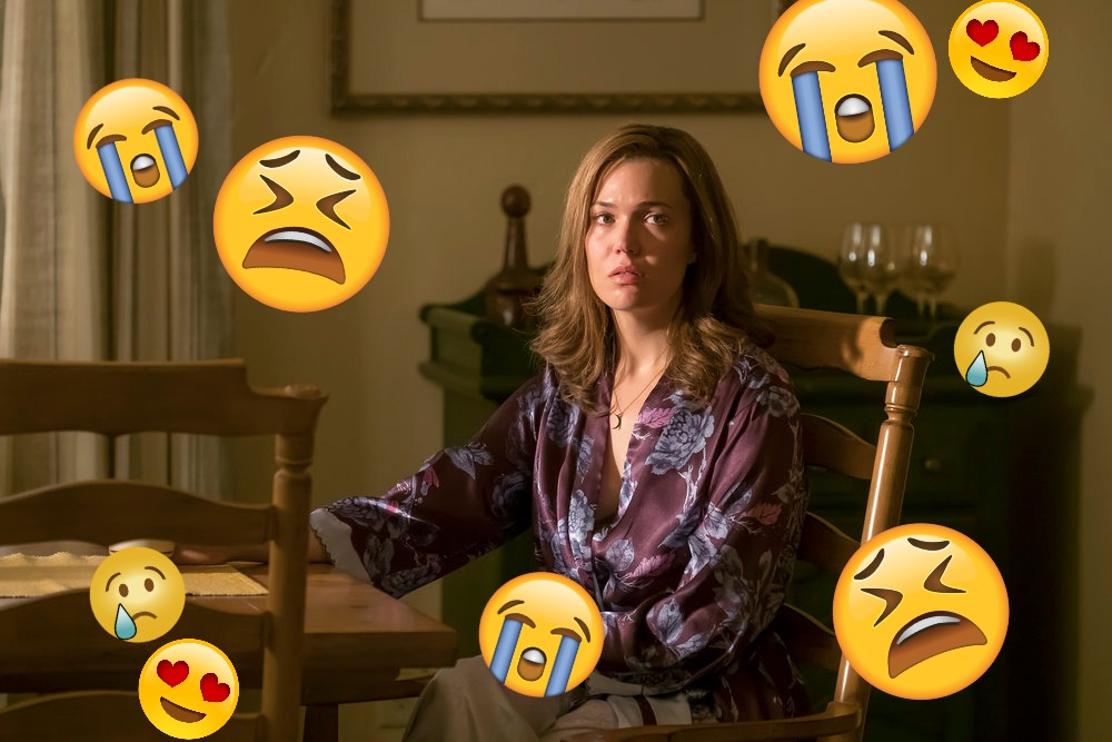 "Twitter experienced literally every single emotion watching the ""This Is Us"" season finale"