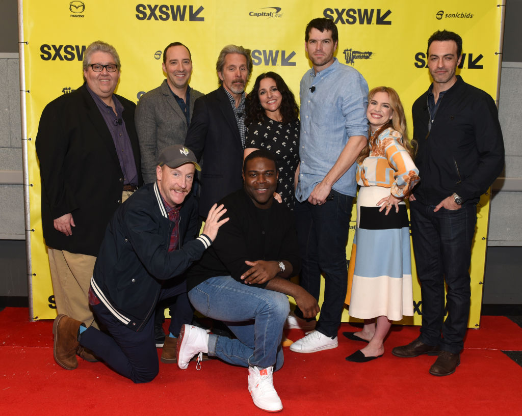"""The """"Veep"""" cast completed the most epic HBO-themed escape room, and we might die of jealousy"""