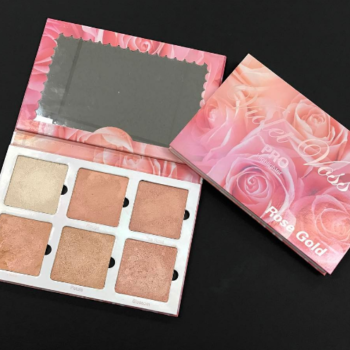 OMG: Violet Voss is coming out with a flower-themed highlighter palette