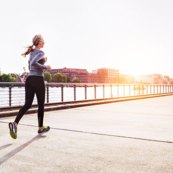 Important PSA: 4 ways to stay safe when you're running alone