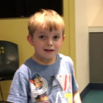 This 5-year-old's reaction to getting a new heart has us emotionally unhinged