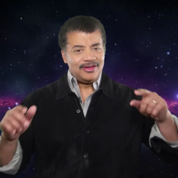 """If you missed Neil deGrasse Tyson's """"Pi Day rap,"""" do yourself a favor and watch it now"""