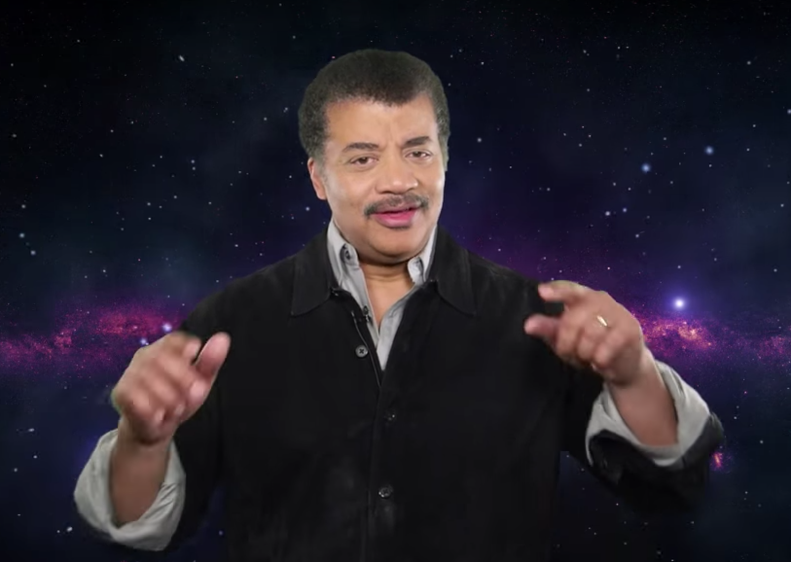 "If you missed Neil deGrasse Tyson's ""Pi Day rap,"" do yourself a favor and watch it now"