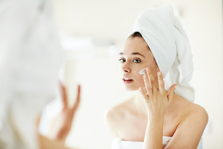 Here's how to fake fresh, dewy skin after hitting the snooze button one too many times