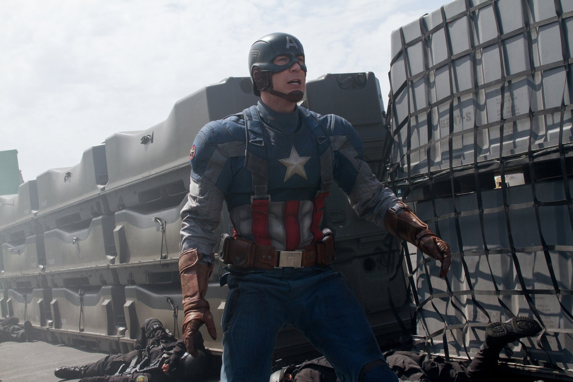 GASP, Chris Evans is done playing Captain America