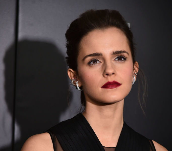 Emma Watson's private photos have been stolen, and that is not okay