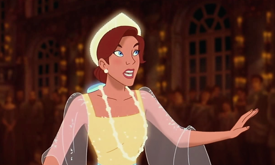 """Here's how the costumes will help tell Anya's story in the new """"Anastasia"""" musical"""