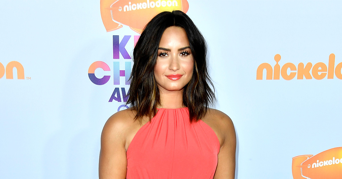 Demi Lovato shared an inspiring message about being 5 years sober
