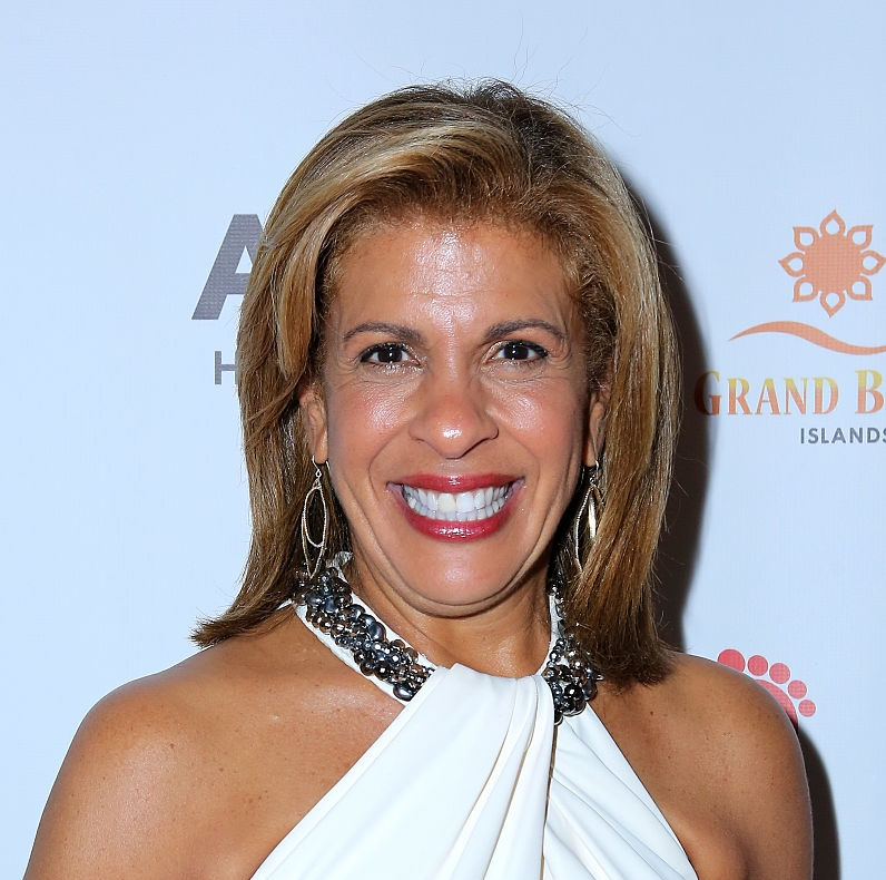 Hoda Kotb shares her first daddy-daughter pic with Haley Joy