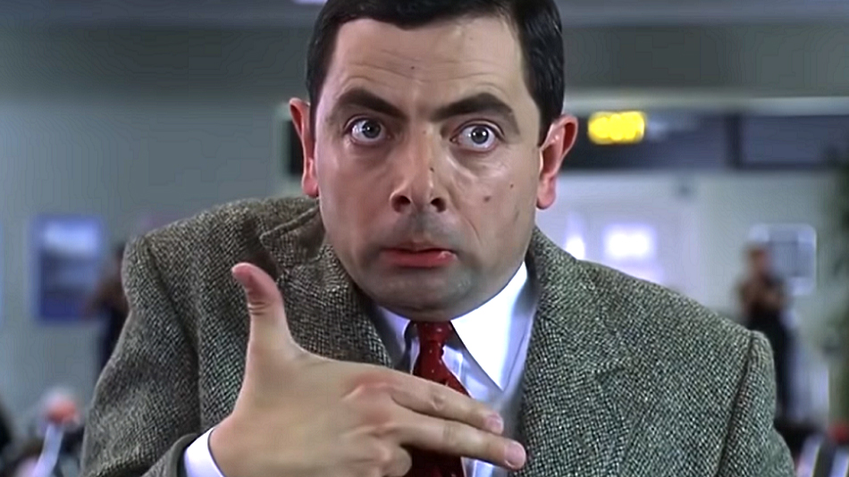 """So this is what """"Mr. Bean"""" looks like recut as a scary thriller"""