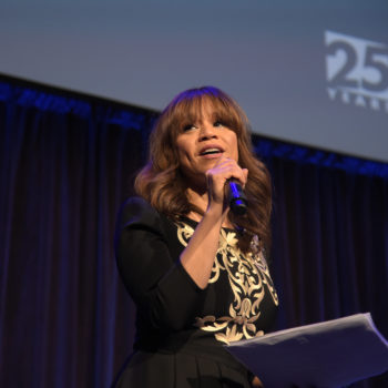 Rosie Perez's nonprofit organization just celebrated 25 years of empowering underprivileged youth through the arts