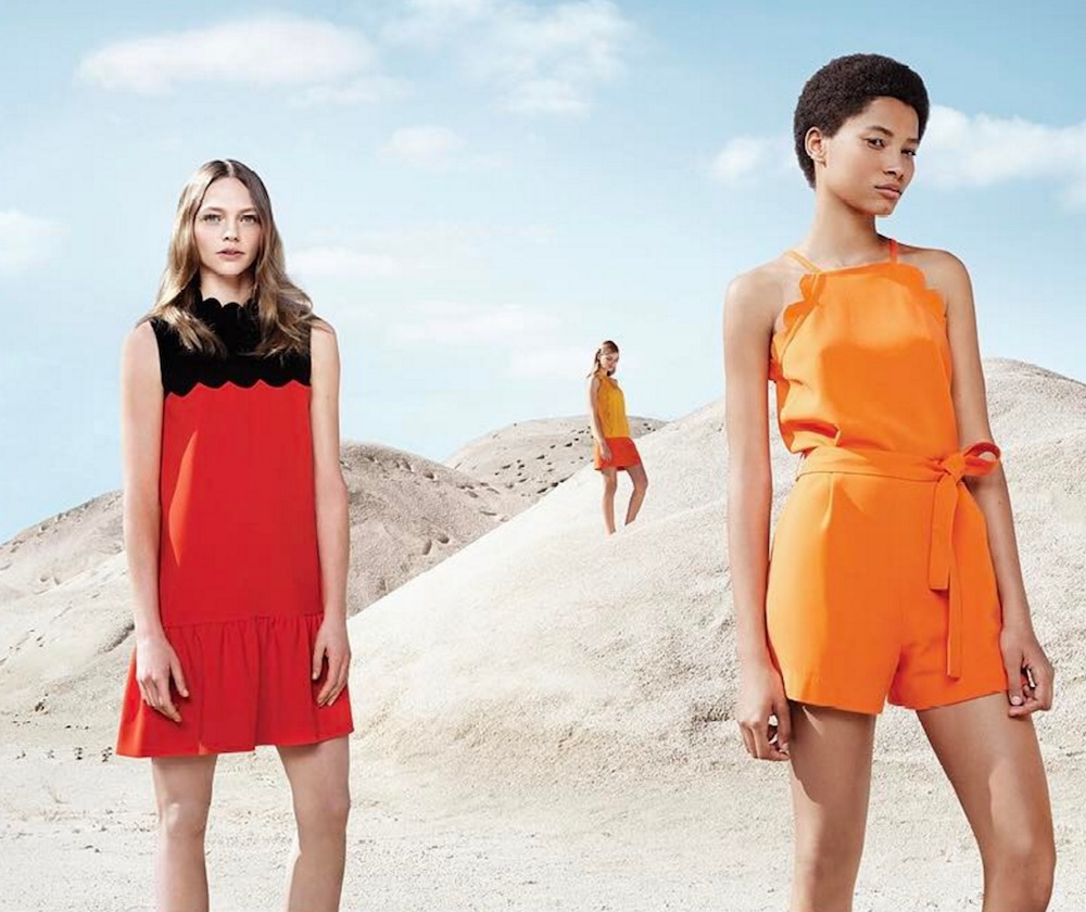 Victoria Beckham's Target collection is chic like Posh Spice but playful like Baby Spice