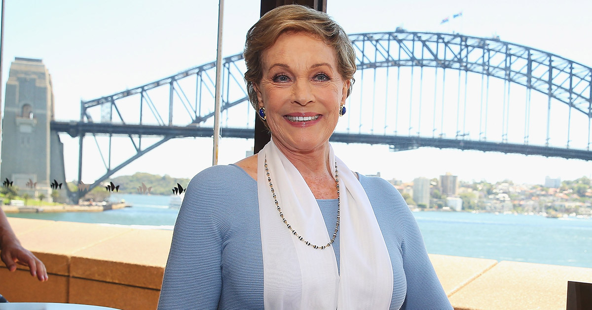 Dame Julie Andrews wrote a powerful essay about the need for arts funding