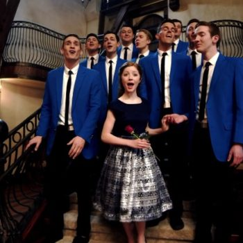 """People are losing their minds for this """"Beauty and the Beast"""" college a cappella group"""