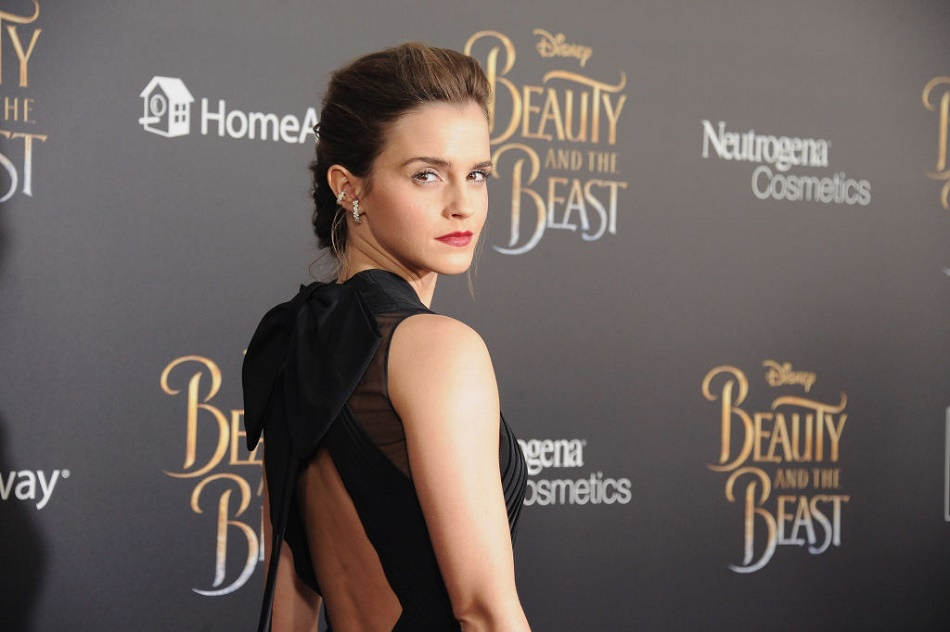 "Emma Watson revealed the one souvenir she *had* to have from the ""Beauty and the Beast"" set"