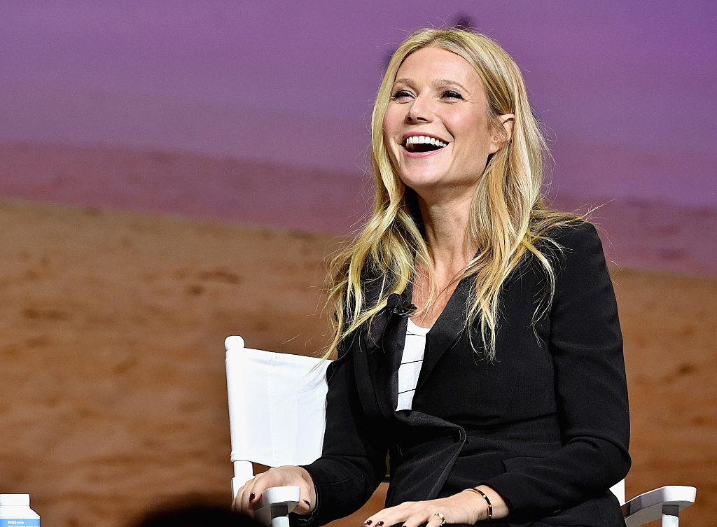 Gwyneth Paltrow's latest venture is Goop vitamins, and we should have seen this coming