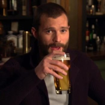 "Jamie Dornan teaches us 41 ways to say ""drunk"""
