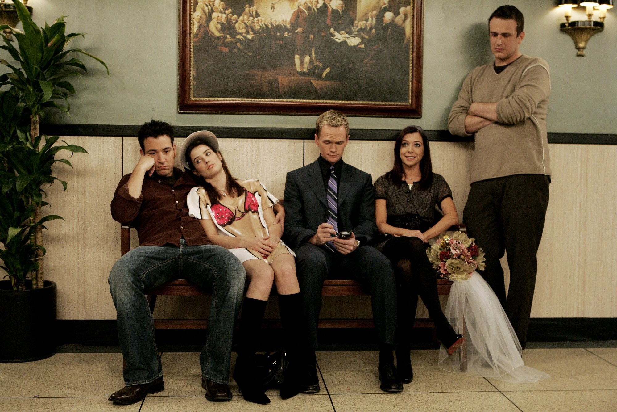 "The ""How I Met Your Mother"" spinoff has been delayed, and honestly nothing matters anymore"