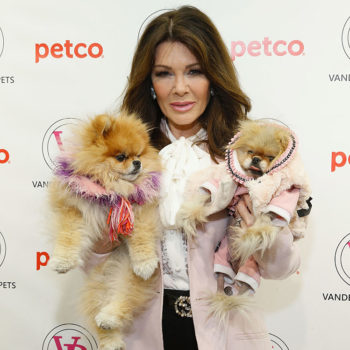 Lisa Vanderpump just opened a posh dog rescue center, and her philosophy behind luxe adoptions makes sense