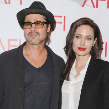 Huh? Brad Pitt and Angelina Jolie are now selling olive oil