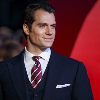 Henry Cavill just accepted a new movie role…over Instagram