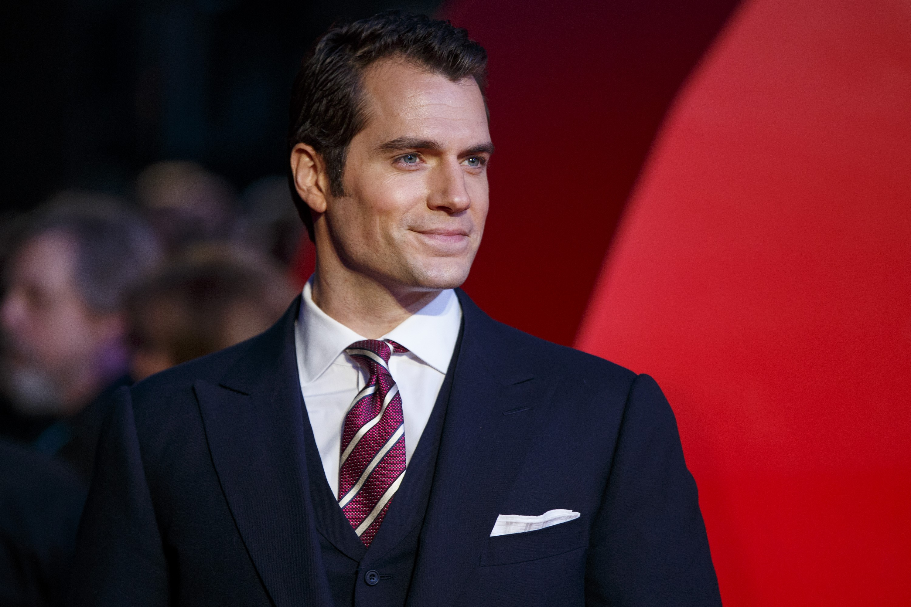 Henry Cavill just accepted a new movie role...over Instagram