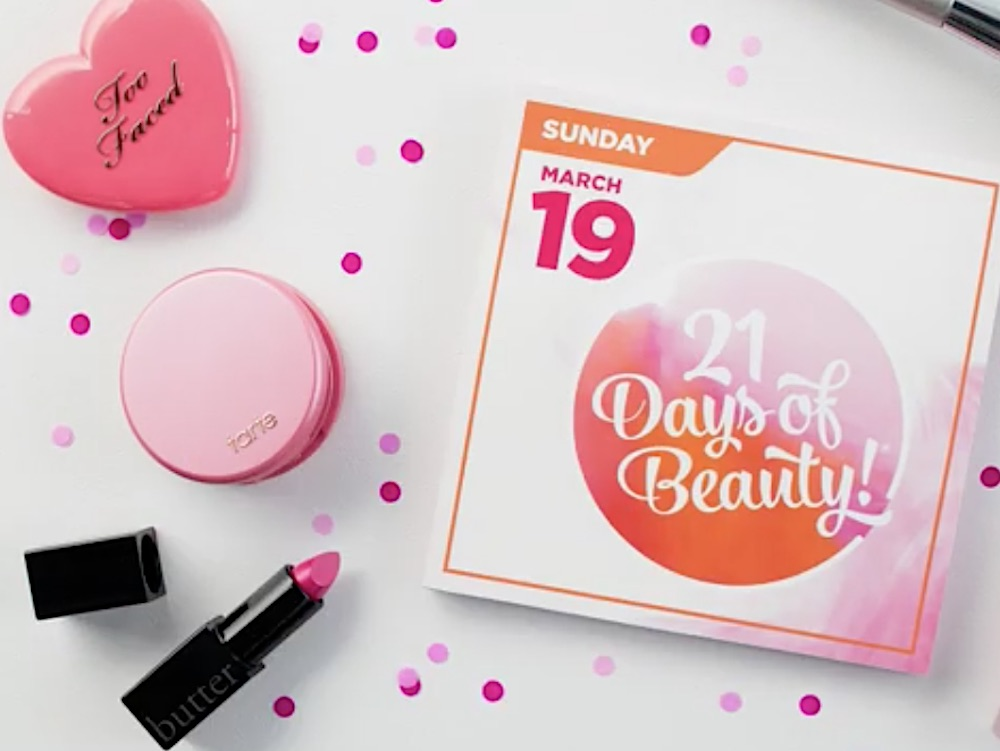 Here are the 15 items on our shopping list for Ulta's 21 Days of Beauty
