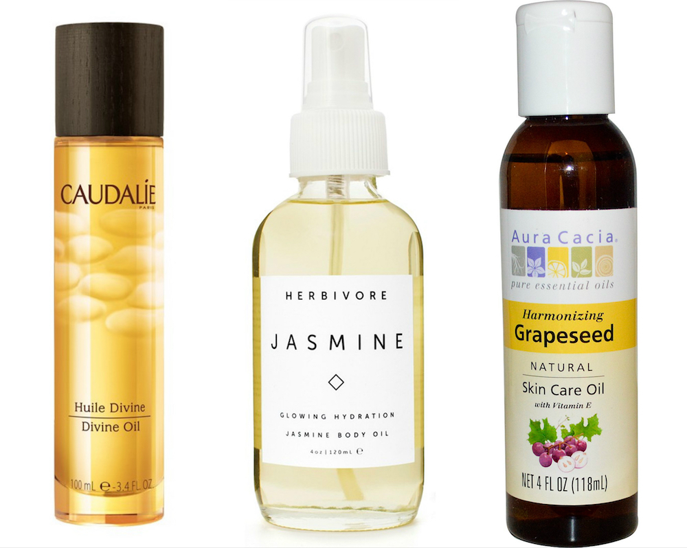 Kick your skin care regimen up a notch by adding grapeseed oil into your daily routine