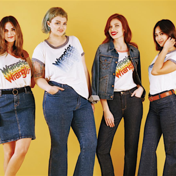 """Modcloth's new collab with Wrangler will make you feel like you're in """"Dazed and Confused"""""""