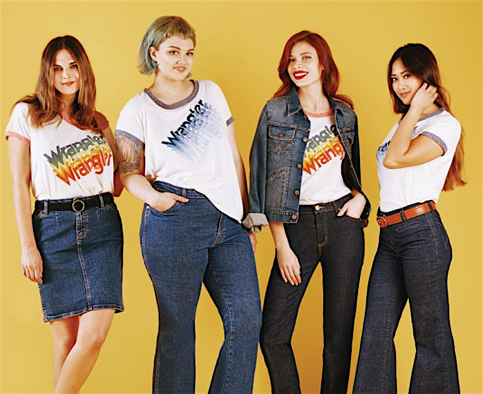 "Modcloth's new collab with Wrangler will make you feel like you're in ""Dazed and Confused"""