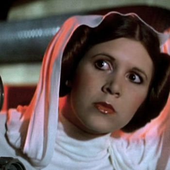 """Who is the actress who wore Princess Leia's hair in """"Rogue One""""? She's actually pretty badass"""