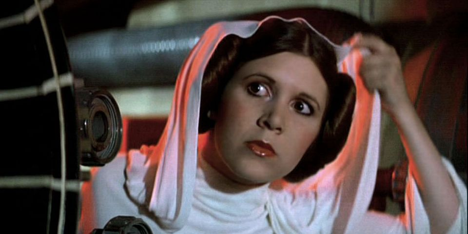 "Who is the actress who wore Princess Leia's hair in ""Rogue One""? She's actually pretty badass"