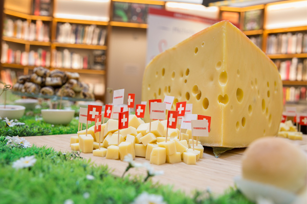 There is 3D printed cheese now, and we'll just be over here licking the printer