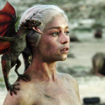 """There is some literally huge news about the dragons in """"Game of Thrones"""""""