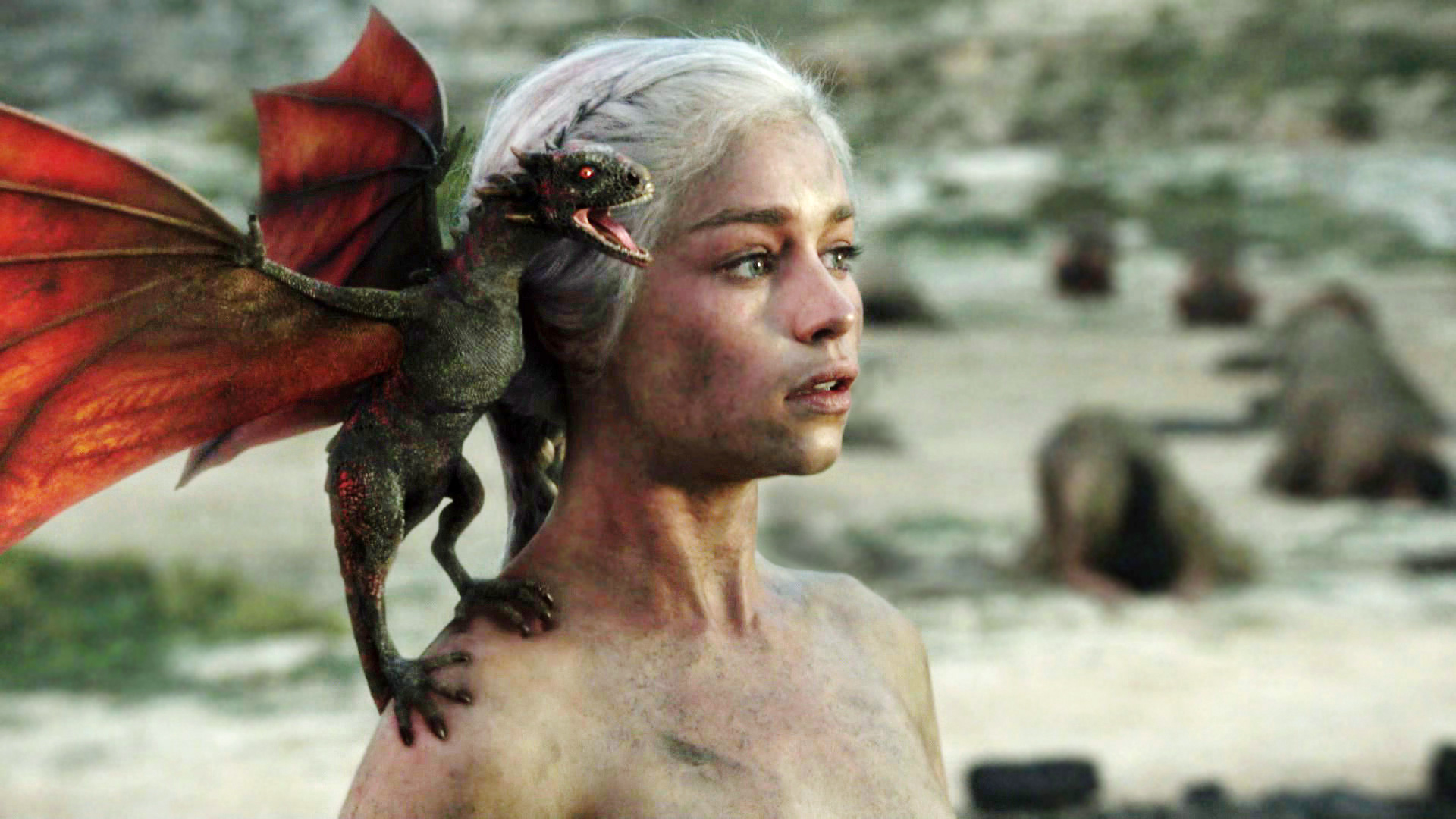 "There is some literally huge news about the dragons in ""Game of Thrones"""