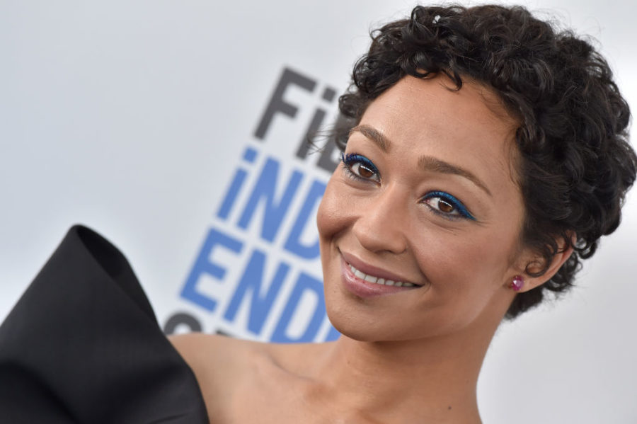 Ruth Negga's version of an Irish coffee might kill us